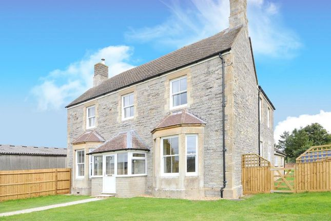 Thumbnail Detached house to rent in Near Launton, Oxfordshire