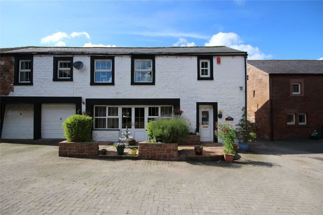 Thumbnail Semi-detached house for sale in The Granary, Wragmire House, Cotehill, Carlisle