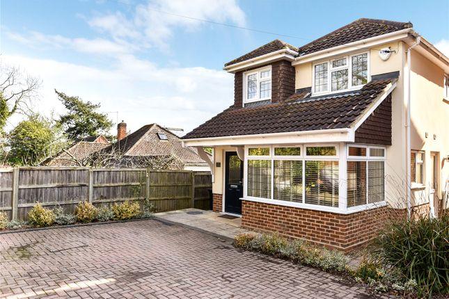 Thumbnail Detached house to rent in Upper Hale Road, Farnham, Surrey