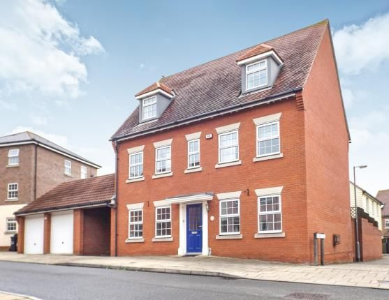 Thumbnail Detached house for sale in Baker Way, Witham