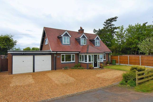 Thumbnail Detached house for sale in Allscott, Telford