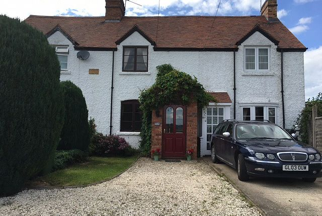 Thumbnail Cottage to rent in Main Street, Sedgeberrow, Evesham