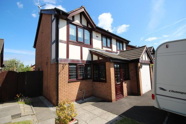 Thumbnail Detached house to rent in Loweswater Crescent, Burnley, Lancashire