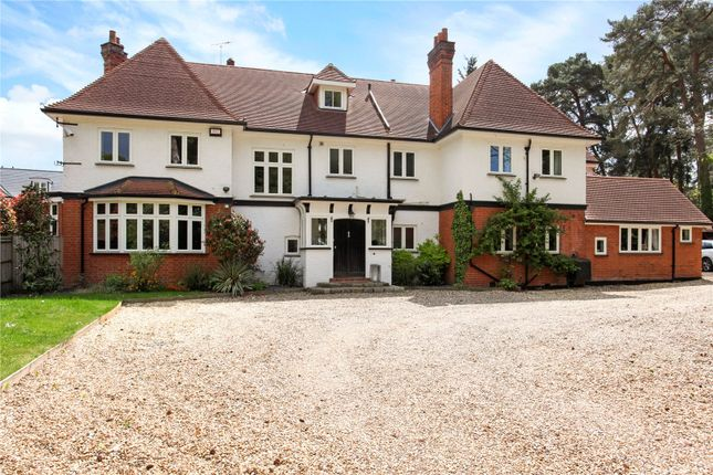 Thumbnail Detached house for sale in Friary Road, Ascot, Berkshire