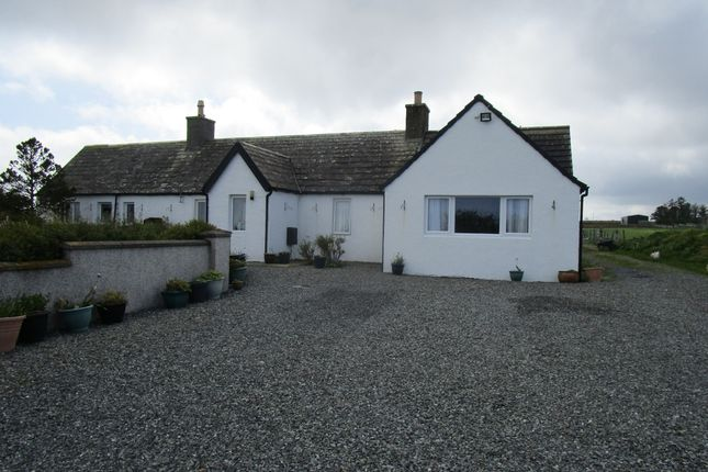 Thumbnail Detached house for sale in Bencorragh, Upper Gills, Canisbay, Wick