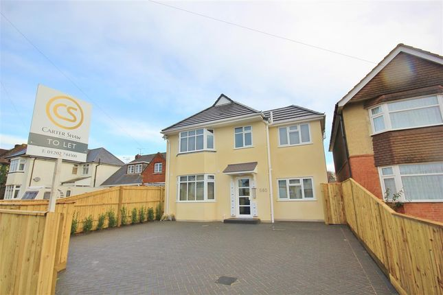 Thumbnail Studio to rent in Blandford Road, Upton, Poole