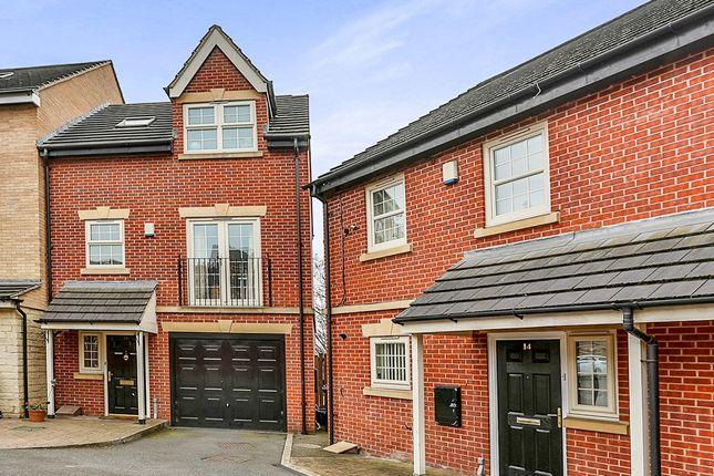 Thumbnail Semi-detached house for sale in Holywell Heights, Sheffield