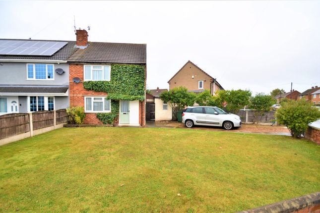 2 bed semi-detached house to rent in Smillie Road, Rossington, Doncaster DN11