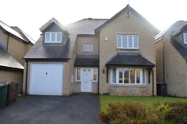 Thumbnail Detached house for sale in Glenholme Park, Clayton, Bradford