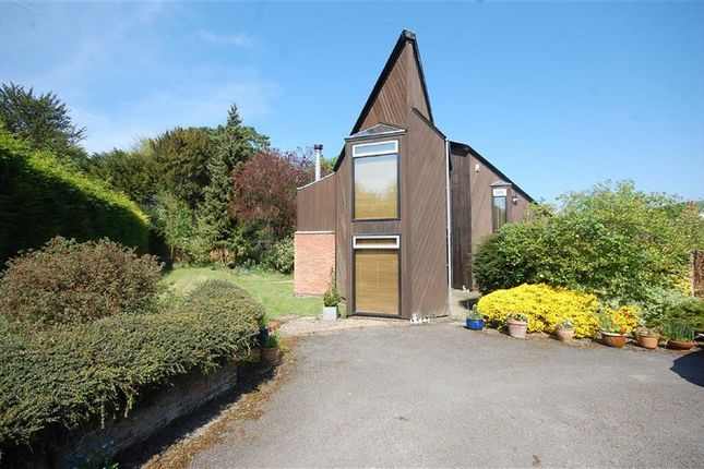 Thumbnail Detached house for sale in Fiskerton Road, Southwell, Nottinghamshire