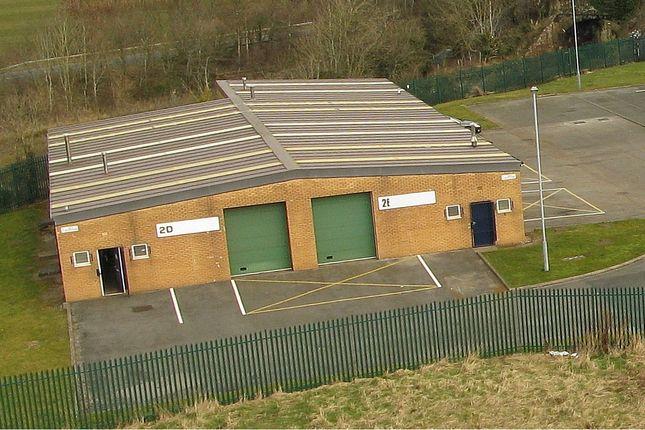 Light industrial to let in Unit 2D, Western Bank Industrial Estate, Wigton