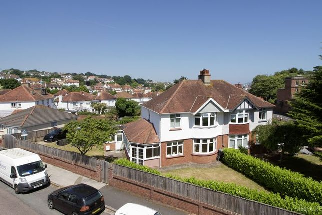 Thumbnail Semi-detached house for sale in Laura Avenue, Paignton