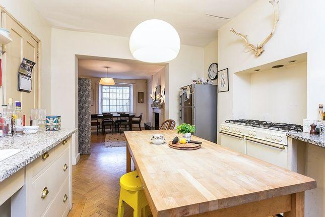 Kitchen of Regents Park Terrace, London NW1