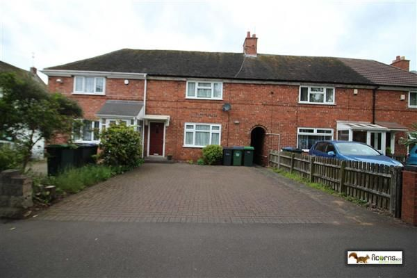3 bed terraced house for sale in Hollyhedge Road, West Bromwich