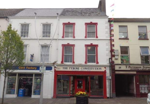 Thumbnail Industrial to let in High Street, Omagh, County Tyrone