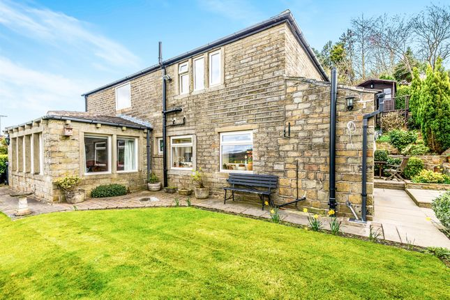 Thumbnail Detached house for sale in Cliff Road, Holmfirth
