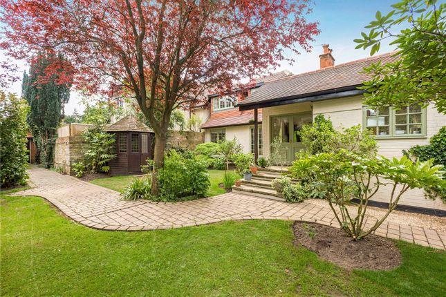 Thumbnail Property for sale in Cavendish Road, Weybridge, Surrey