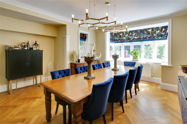 Dining Room of The Chase, Kingswood, Tadworth, Surrey KT20