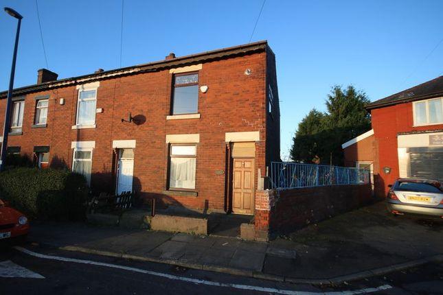 Thumbnail Terraced house for sale in Peel Lane, Heywood
