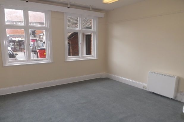 Thumbnail Flat to rent in High Street, Hawkhurst, Cranbrook
