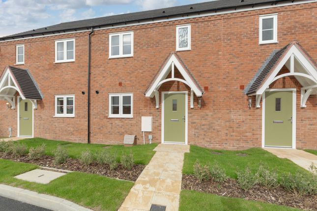 3 bed terraced house for sale in Hilly Hollow, Gilmorton, Lutterworth LE17