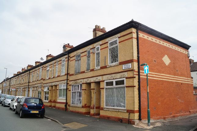Thumbnail Terraced house to rent in Stovell Avenue, Longsight