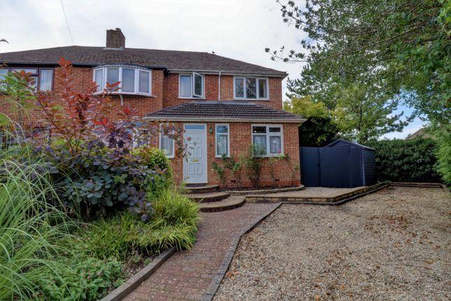 Thumbnail Semi-detached house for sale in Merton Road, Princes Risborough, Buckinghamshire