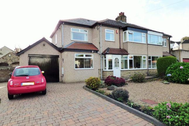 Thumbnail Semi-detached house for sale in Collier Lane, Baildon, Shipley
