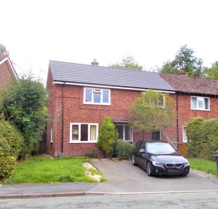 Thumbnail End terrace house for sale in Brocklehurst Avenue, Macclesfield