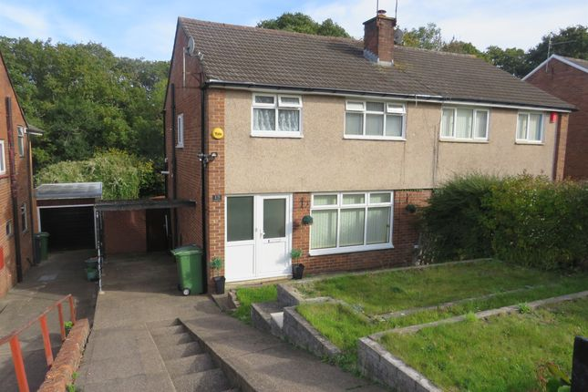 Thumbnail Semi-detached house for sale in Ormonde Close, Penylan, Cardiff