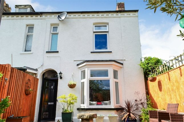 Thumbnail End terrace house for sale in Union Road East, Abergavenny, Monmouthshire