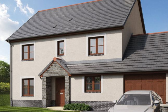 Detached house for sale in Plot 20 Oak Grove, New Hedges, Tenby, Pembrokeshire