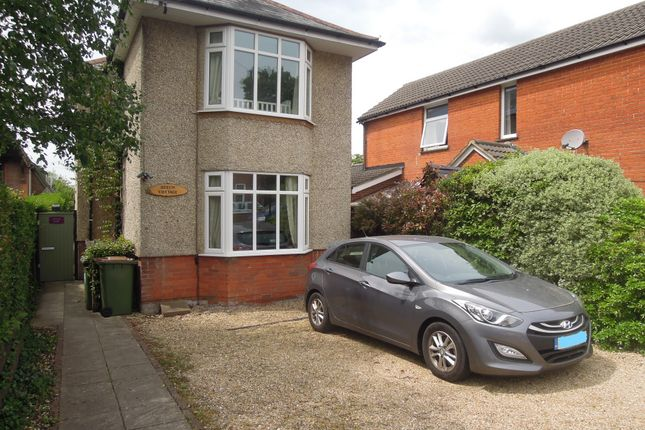 Thumbnail Detached house for sale in Seagarth Lane, Shirley Southampton
