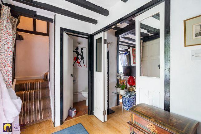 Rear Hall / Sitting Room Snug