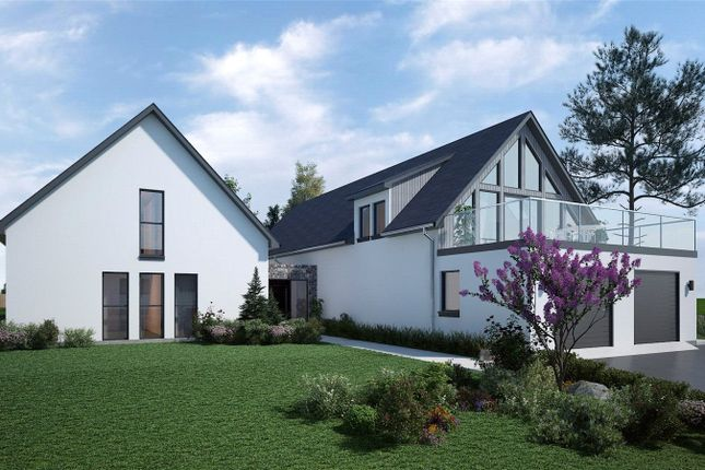 Thumbnail Detached house for sale in Plot 2 - Dunrobin, Barnton, Westhill, Aberdeenshire