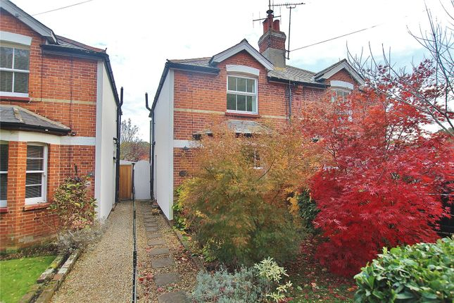 Thumbnail Semi-detached house for sale in Aldershot Road, Pirbright, Woking