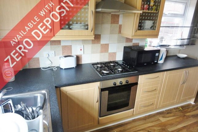 Kitchen of Yew Tree Road, Fallowfield, Manchester M14