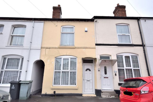 Thumbnail Terraced house for sale in Ford Street, Walsall