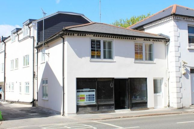 Thumbnail Flat to rent in Station Road, Egham