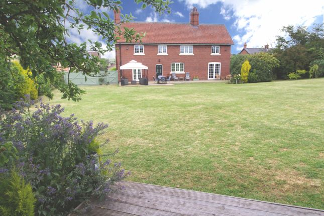 Thumbnail Detached house for sale in Headwell Lane, Saxton, Tadcaster