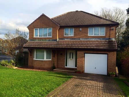 Thumbnail Detached house to rent in Vicarage Hill, Frizington, Cumbria