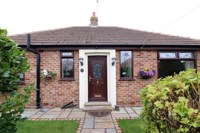 Thumbnail Bungalow for sale in Elsby Avenue, Thornton-Cleveleys