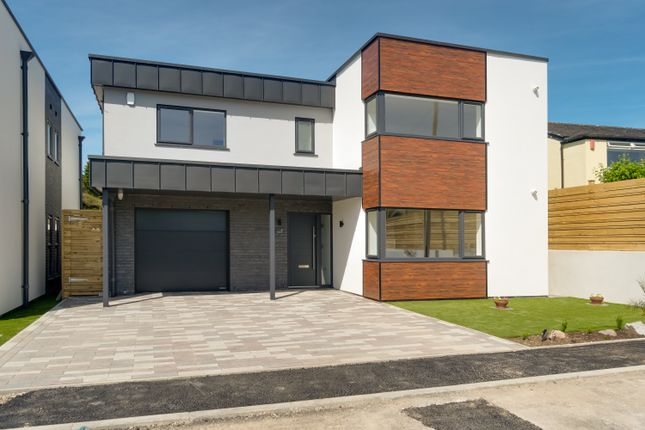 Thumbnail Detached house for sale in Village Heights, Colebrook, Plympton.