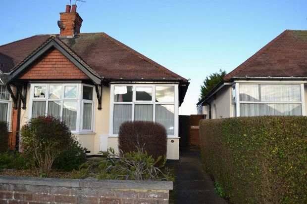 Thumbnail Semi-detached bungalow for sale in Greville Avenue, Spinney Hill, Northampton