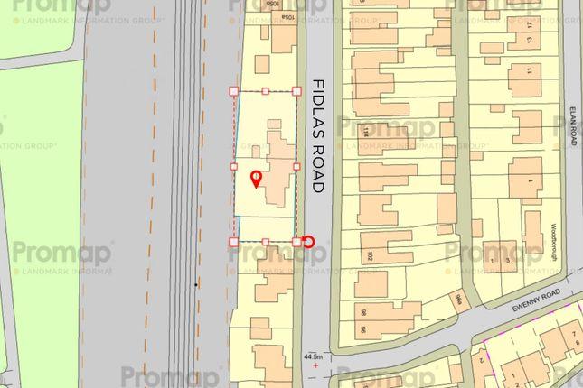 Thumbnail Land for sale in Fidlas Road, Llanishen, Cardiff