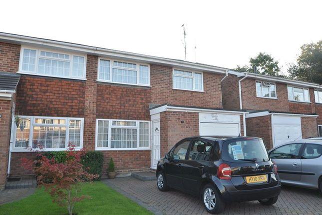 Thumbnail Semi-detached house to rent in Ashdown Avenue, Farnborough