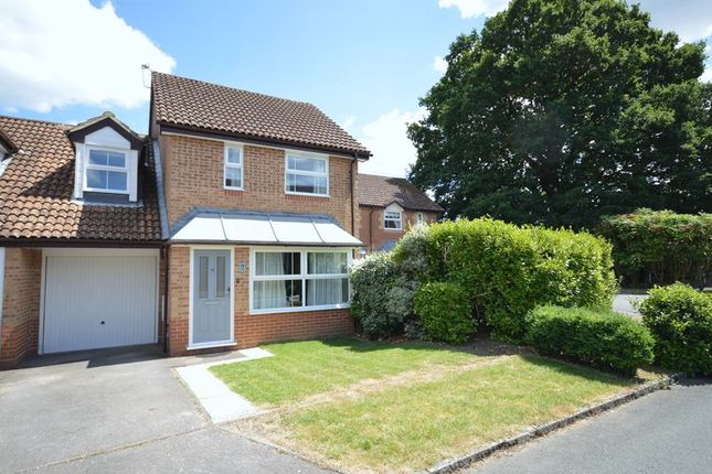 Thumbnail Link-detached house to rent in Valley Side, Liphook