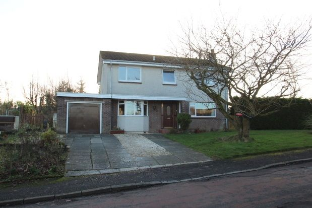 Thumbnail Detached house to rent in Brackenrig Crescent, Eaglesham, Glasgow