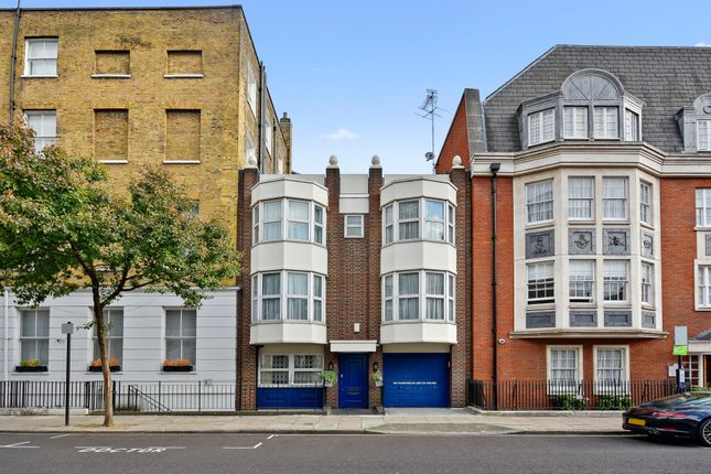 Thumbnail Semi-detached house for sale in Upper Wimpole Street, Marylebone Village, London