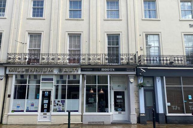 Thumbnail Retail premises for sale in 43, Bath Street, Leamington Spa